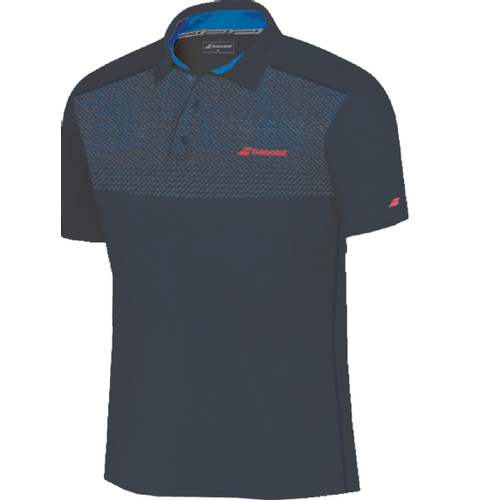 Remera-Chomba-Babolat-Polo-team-Navy-Blue-Tenis
