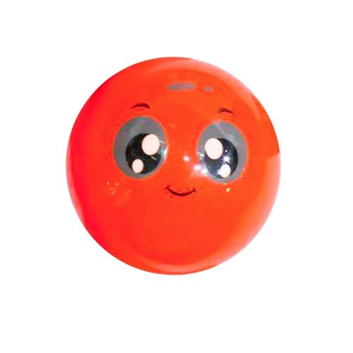 Bocha-De-Hockey-Simbra-Emoticon---Naranja